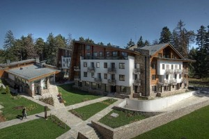 EUPHORIA CLUB & SPA , 4* BOROVETS