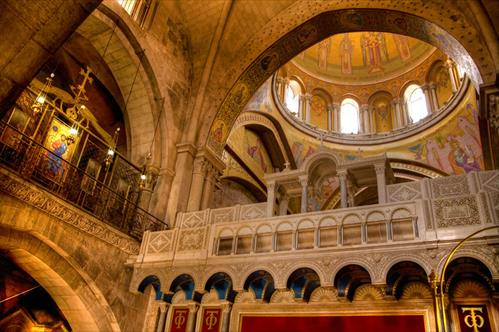 4-Dome-of-Church-of-the-Holy-Sepulchre