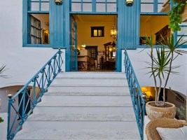 Orloff Boutique Hotel 4*, Ύδρα,