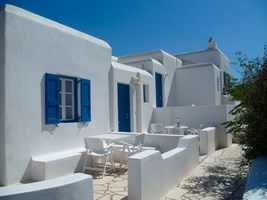 Terra Maltese Natural Retreat / 4 stars (A) / Ftelia / isl. Mykonos ,